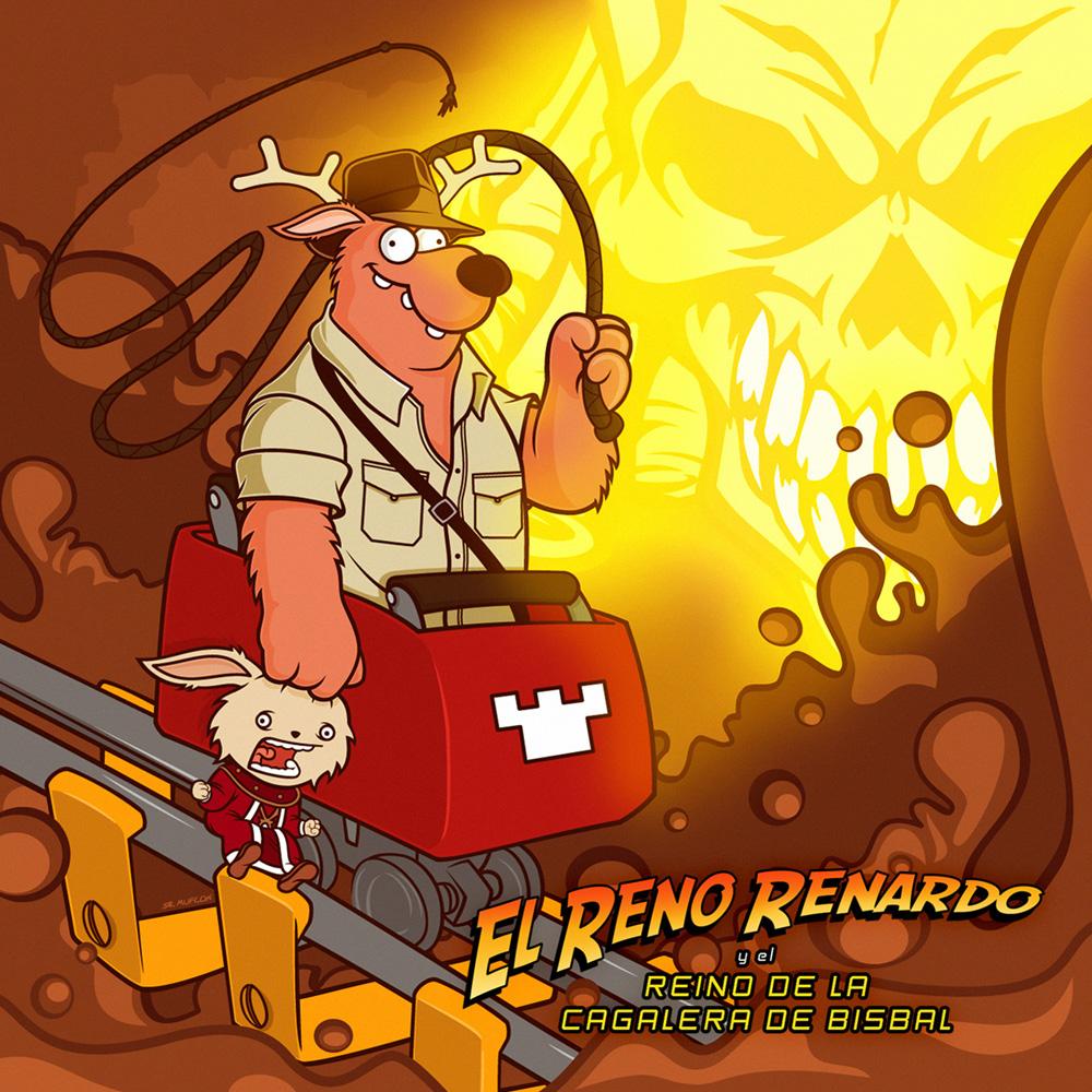 El Reno Renardo y la Cagalera de Bisbal