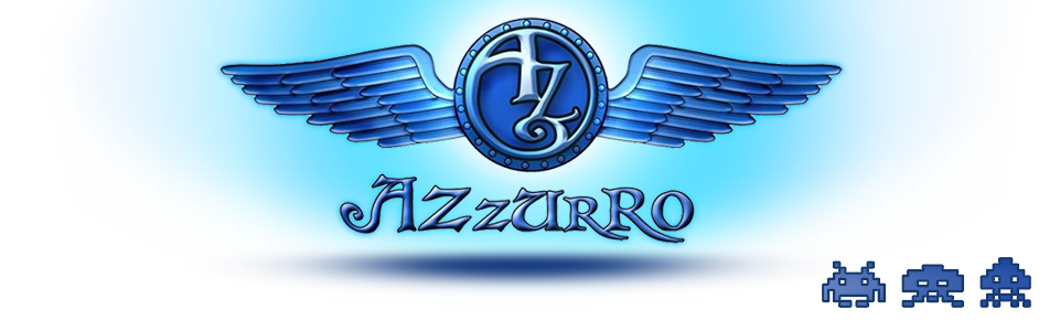 Rock Blog Azzurro