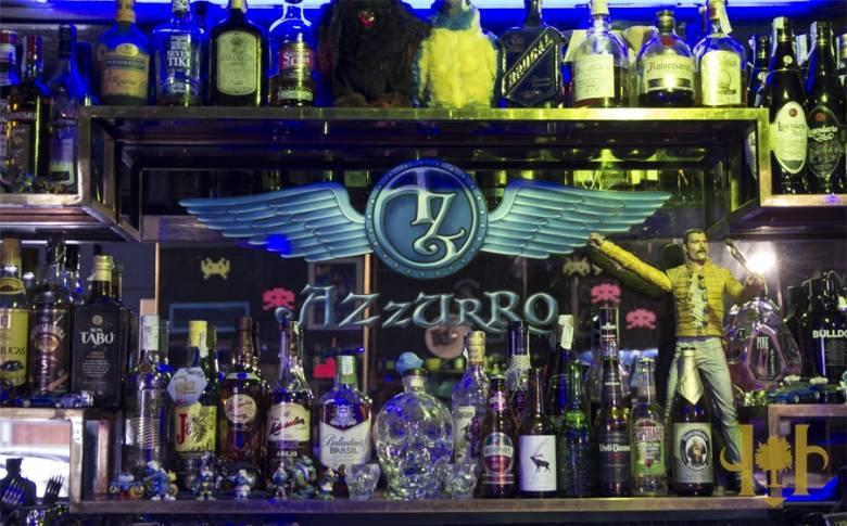 bebidas Azzurro